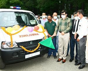 Kullu: Providing better health facilities in Civil Hospital Manali is a priority- Govind Thakur