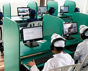Rajgarh: Nestle India extends helping hand in promoting rural education by providing IT tools