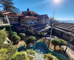 The Kennedy House of Shimla is still preserved in the history of the British