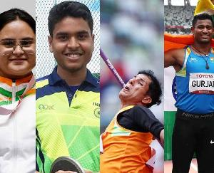 Indian athletes dominated the Tokyo Paralympics, created history