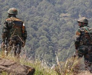 Another attempt of terrorists failed, terrorist trying to infiltrate in Jammu and Kashmir's Poonch killed