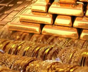 Gold and silver prices fall, this is today's gold price