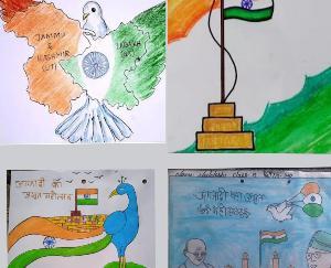 Karsog: Amrit festival of freedom celebrated in Government Model Senior Secondary School Pangana