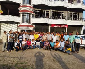 Dadlaghat: Meeting of Devbhoomi Kshatriya Organization and Devbhoomi Swarna Morcha organized