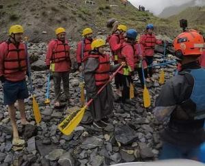 लाहौल स्पीति : चन्द्रा व भागा नदी में भी उठा सकेंगे राफ्टिंग का लुत्फ