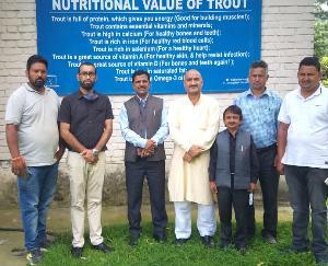 पधर : हिमाचल प्रदेश ओबीसी कमीशन के चेयरमैन ने चौहारघाटी का किया दौरा