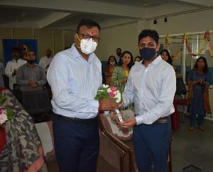 डीएवी अंबुजा विद्या निकेतन दाड़लाघाट में धूम धाम से मनाया गया शिक्षक दिवस