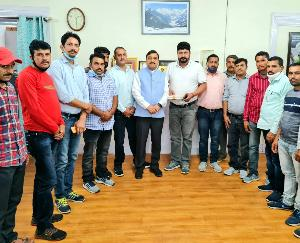 Sirmaur: Expressed gratitude to Chief Minister and MP Suresh Kashyap for upgrading primary school Lana Mohi