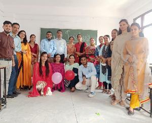 Kunihar: Teacher's Day celebrated in VSLM College of Education Chandi