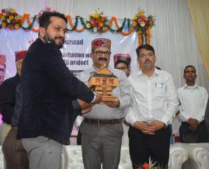 कुल्लू : भारतीय परंपरा, ज्ञान और संस्कृत मूल्यों से ओत-प्रोत है राष्ट्रीय शिक्षा नीति - गोविंद ठाकुर