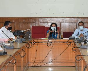 Deputy Commissioner Solan gave instructions to resolve the pending revenue matters by December