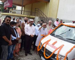 Education Minister Govind Singh Thakur inaugurated these projects in Municipal Council Kullu