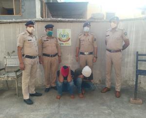Kullu police arrest drug addicts, main supplier arrested from Delhi 08/09/21