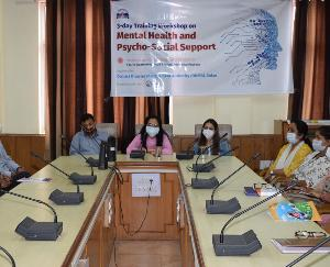 Solan: 3-day workshop on 'Mental Health and Psychosocial Sport in covid-19' started