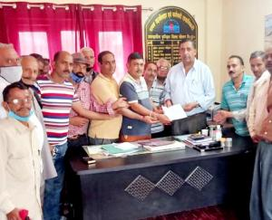 Kunihar: District Numbardar Union meeting completed