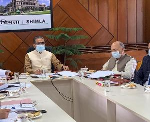 Himachal Pradesh will be made a model state for the use of electric vehicles- Bikram Singh