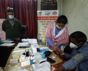 किन्नौर : जिले में वीरवार को 4 सैंपल की रिपोर्ट पॉजिटिव