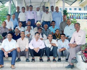 Darlaghat: Himachal Pradesh Vidyut Parishad Retired Welfare Association meeting concluded