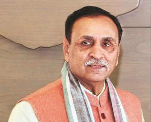 Big political upheaval in Gujarat, Vijay Rupani resigns as Chief Minister