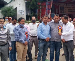 Nerchok: Gurukotha Wushu Club won 10 medals in district level Wushu competition