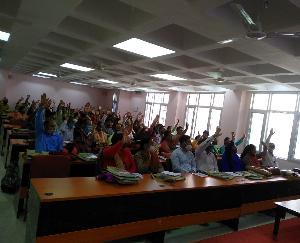 Solan: 6 days basic training camp started for Panchayat representatives