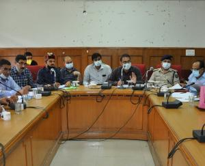Solan: Joint Consultative Committee meeting organized