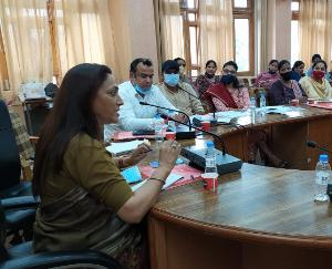 Nahan: The main objective of providing justice and rights to the victims - National Commission for Women