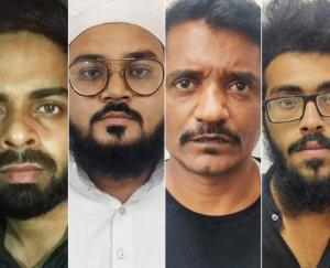 Big disclosure about the six terrorists caught by Delhi Police, there was a plan to blast the festival in India