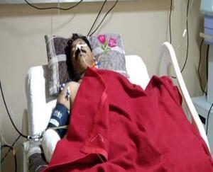Husband-wife assault case: After 17 days, former head Paras Ram died in PGI