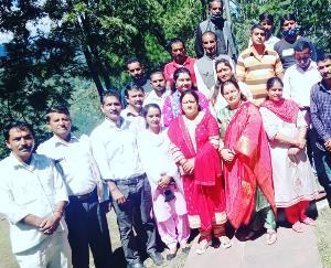 Sirmaur: Bring the failure of BJP government to the masses - Munshiram Kashyap