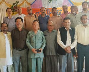 कुनिहार : भारतीय राज्य पेंशनर्ज महासंघ हिमाचल कुनिहार इकाई की बैठक संपन्न