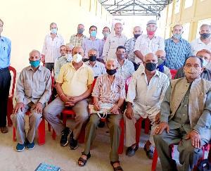 Kunihar: Meeting of Transport Retired Employees Welfare Unit organized