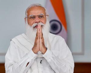 Health Ministry targets 2 crore vaccine doses on PM Modi's birthday
