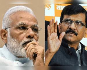 Shiv Sena taunts with congratulations on PM Modi's birthday