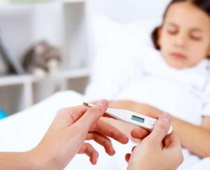 Fever became fatal, dengue victimized children