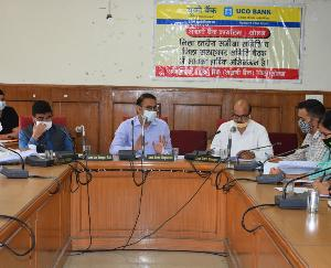 Solan: Additional Deputy Commissioner gave instructions for timely disposal of pending loan cases