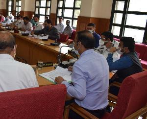 UCO RSETI meeting held in Solan