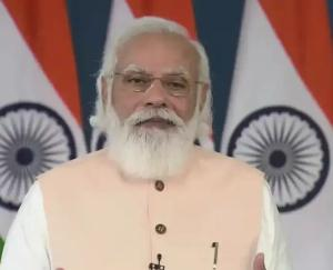 PM Modi interacted with health workers, said - yesterday's day touched the heart