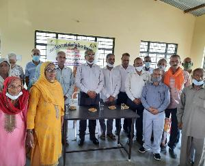 Service week organized in Sarkaghat