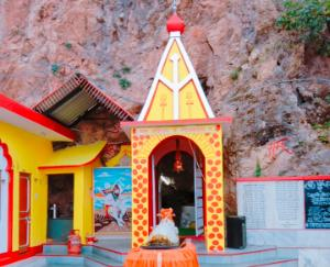 Lessons will be done in the ancient Shiva Tandava cave