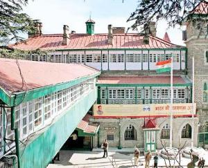 Secretariat has its own separate residential bridge