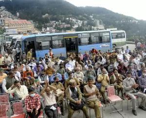 himachal pradesh karamchari hrtc union september 20