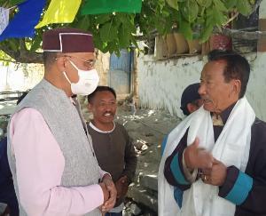 स्पीति :फुंचुग रॉय की जुगलबंदी लाहौल स्पीति में रचेगी इतिहास रवि :ठाकुर