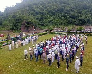 Dadahu: Training camp organized by Congress Seva Dal in Renuka ji