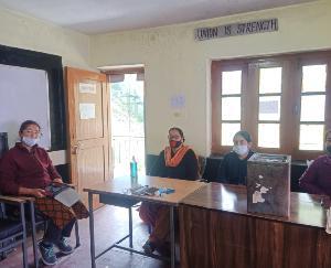 लाहुल स्पिति : पंचायत चुनाव के लिए 29 सिंतबर को होगा मतदान, सभी पोलिंग पार्टियां मतदान केंद्रो पर पहुंची - नीरज कुमार
