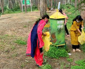 Hamirpur: Appeal to include cleanliness and environmental protection in common routine- Debshweta Banik