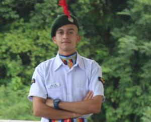 NCC cadet Aditya of Sujanpur College shines the name of Himachal