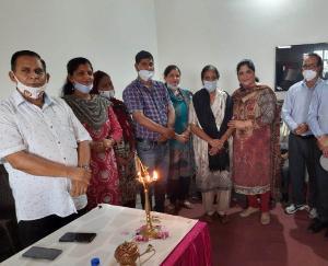 Hamirpur: Elders honored on International Day of Older Persons