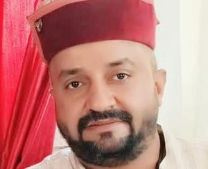 Hamirpur: Abhishek Thakur becomes a laughing stock by talking on baseless issues - Vinod Thakur