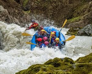National river rafting competition will start in Hamirpur from Monday